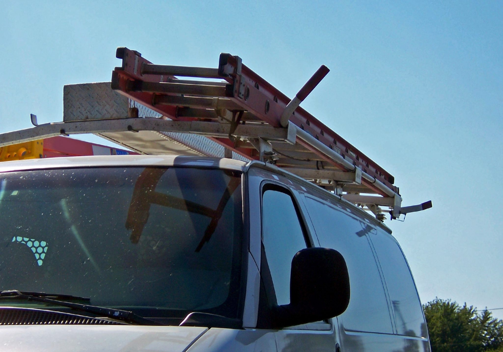 bigstock-Service-Truck-2096509